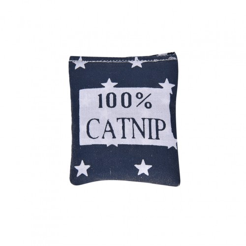 Linen Square Shape Catnip Bags Catnip Toys Different Colors Supply Cat Love It Pet Catnip