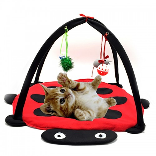 Multifunction Cat Hammocks Kitten Supplies Play Hanging Sleep Bed Cat Furniture Tent