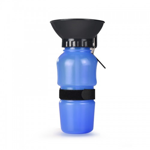 Portable Auto Dog Mug Out Drinking Water Cup Water Feeder Pet Drinking