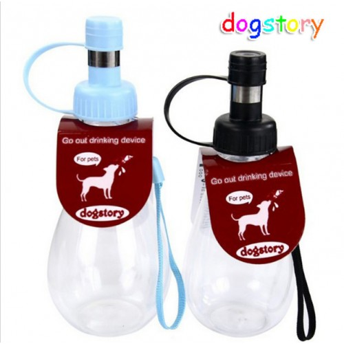Portable Pet Dog Drinking Water Dispenser Carry Travel Pet