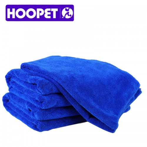 Pet dog take a shower towel absorbent buckskin towel Tactic bath towel manufacturers sell