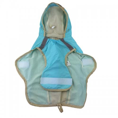 Pets Raincoats Waterproof Hoody Dog Apparel Acrylon Raincoat Jacket Pet Costume Dog Raincoats Waterproof