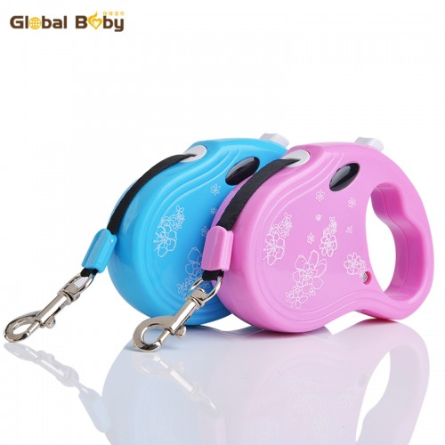Automatic Retractable Environmental Protection ABS Dog Leads Pet Leashes