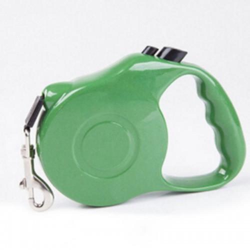 Pet Dog Leash Collar Adjustable Automatic Retractable Extending Walking Dog Leads