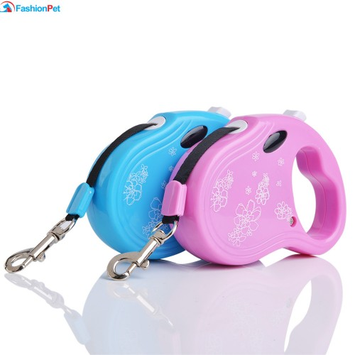 Pet Leash Length Material Puppy Dog Cat Retractable Leash Lead