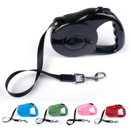Retractable Dog Leads Extending Puppy Walking nylon