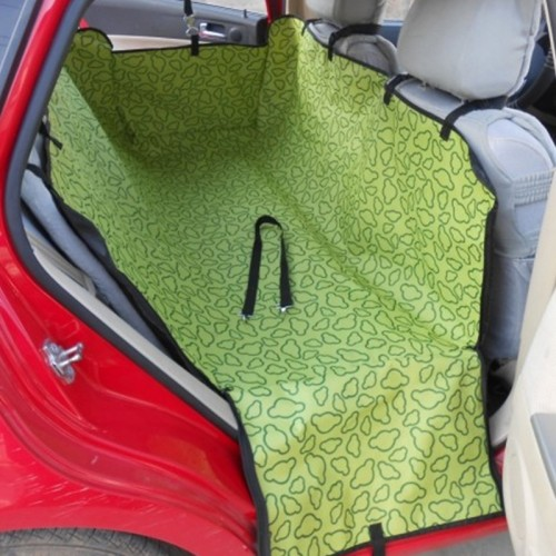 Pet Dog Car Rear Back Seat Carrier Cover Mat Blanket Cover