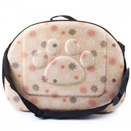Pet Dogs Travel Bag Soft Portable Foldable Pet Bag