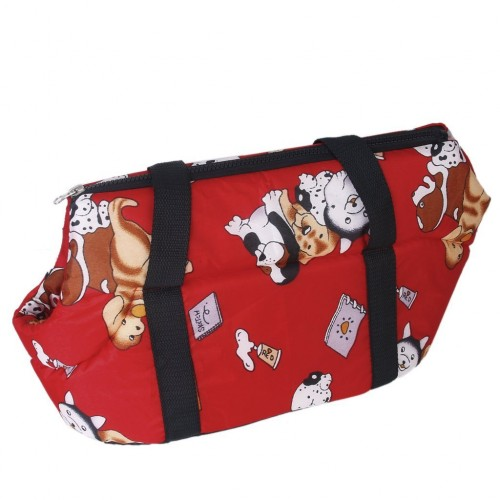 soft travel bag Shoulder Handbag Carrier for dog Size Small