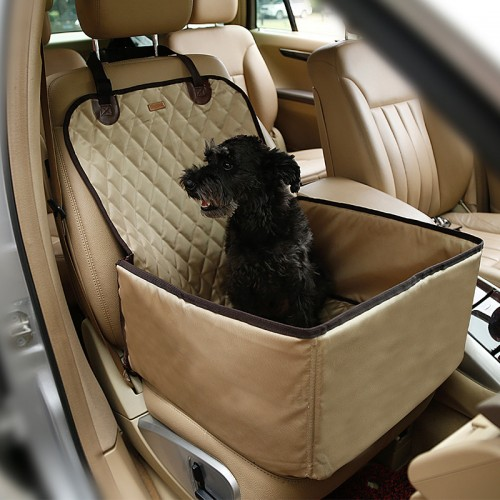waterproof dog bag pet car carry storage bag pet booster seat cover