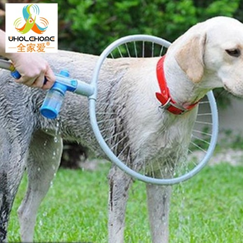 Woof Dog Washer Bath Shower Washer Pet Cleaner Dog Accessories