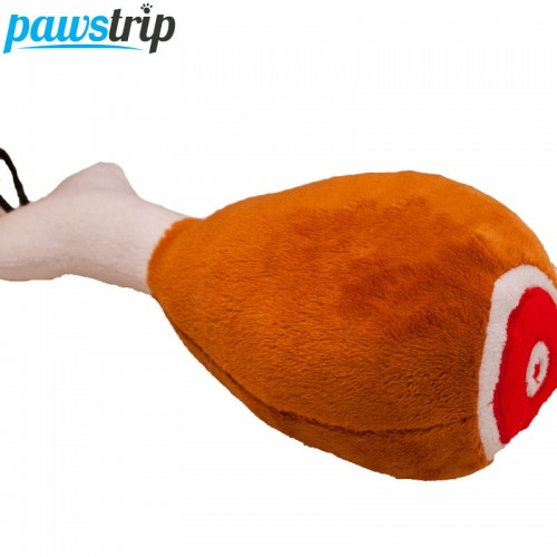 Pet Toy Chicken Plush Filled Cotton Sound Squeaker Dog Toys