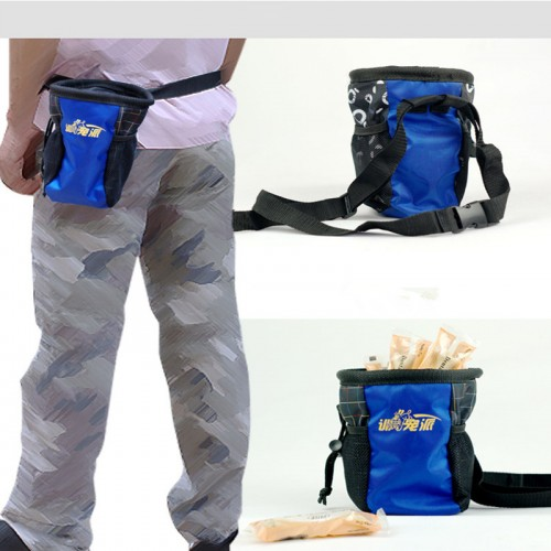 Detachable Dog Training Treat Pocket Pet Feed Pouch Snack Reward Waist Bag Pets Product