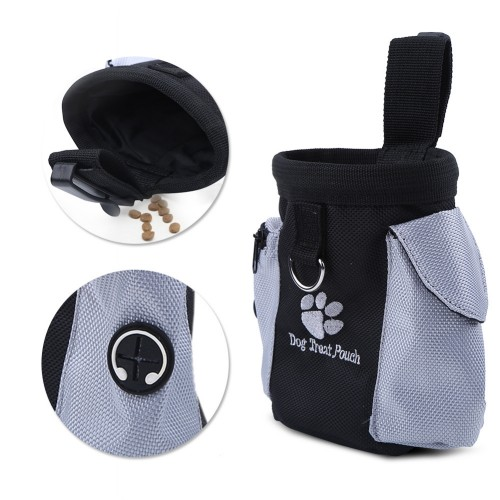 Pet Supplies Accessories Dog Training Pouch Pet Dog Puppy Obedience Agility Bait Training Food Treat Pouch