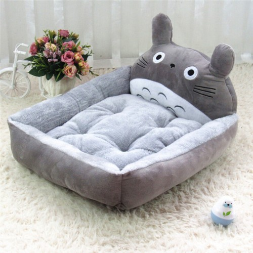 Cute Animal Cat Dog Pet Beds Mats Teddy Pet Dog Sofa Pet Cat Bed House