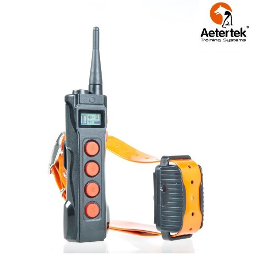 Aetertek Dog Shock Collar Rechargeable Remote Control Dog Training Collar 1000M
