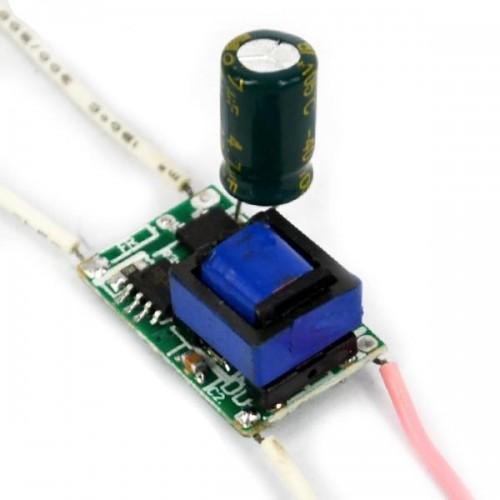 1PC Driver Spotlight Transformers 300mA 4 5 x1 4W 5W Led Light Power Supply for E27