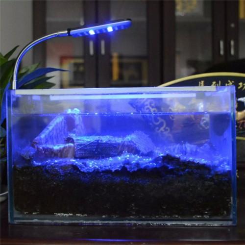 48LED 24LED 2 Size Aquarium Light Flexible Clip Switch Button Control White and Blue Color 3.jpg 640x640