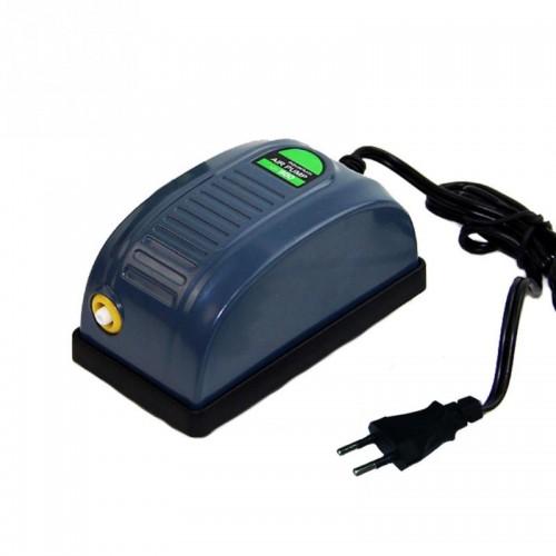 Plug Super Silent Adjustable Aquarium Air Pump Fish Tank Oxygen