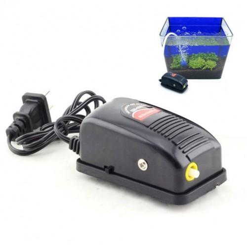 Top Grand Super Silent Adjustable Aquarium Air Pump Fish Tank Oxygen Air Pump
