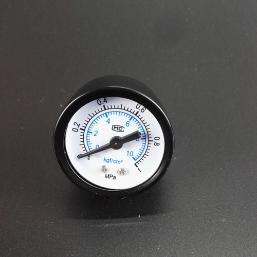 Aquarium carbon dioxide pressure gauge co2 airgauge air pressure gauge