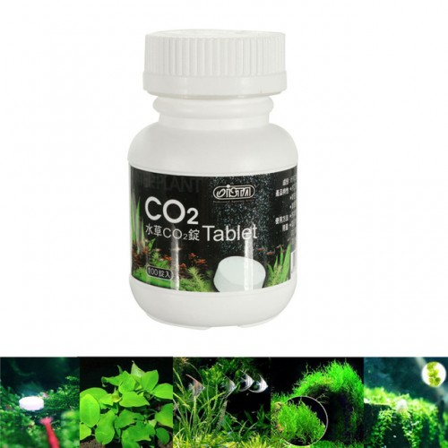 Fish Tank Aquarium CO2 Adding Tablet Carbon Dioxide Water Plants Fertilizer
