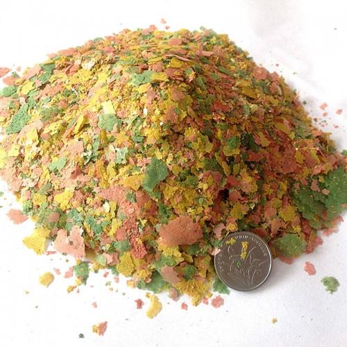 100g Pack Aquarium Fish Food Tetra Flakes For Tropical Fish Marine Ornamental Fish Small Goldfish Koi