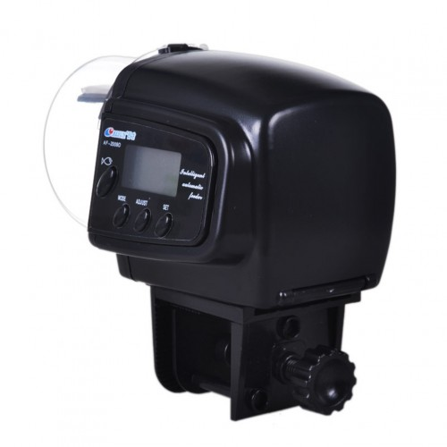 Automatic Fish Food Feeder with LCD Timer for Aquarium Tank feeding time