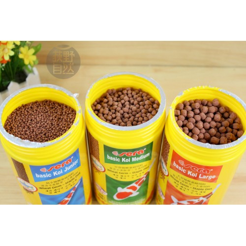 Fish food pond japan koicryprinus carpiod pellets aquarium for Fish food pellets