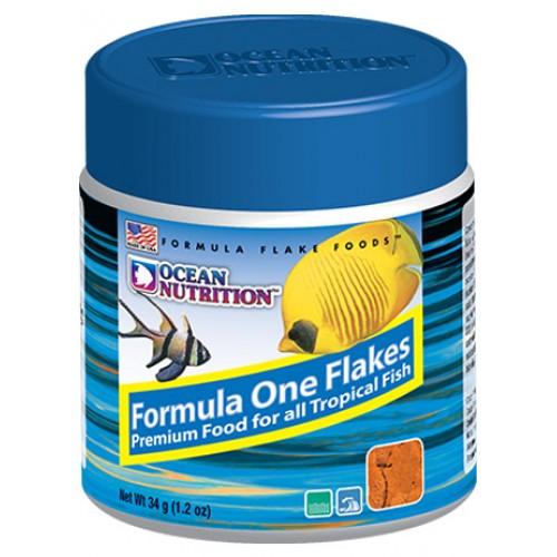 Ocean Nutrition Formula Flake fish food sea reef marine water fish feed clownfish angelfish butterflyfish