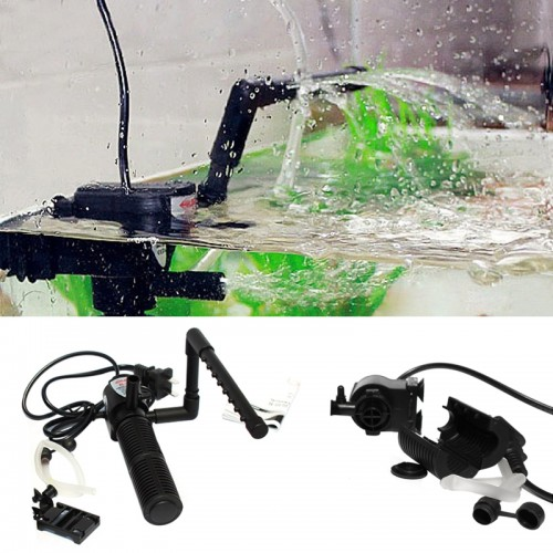 Multi function Aquarium Mini Submersible Pump Internal Aquarium Fish Tank