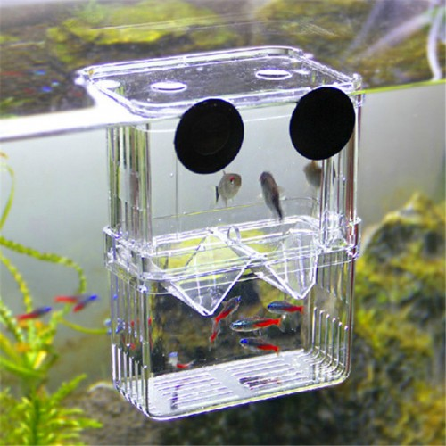 Multifunctional Fish Breeding Isolation Box Incubator For Fish Tank Aquarium