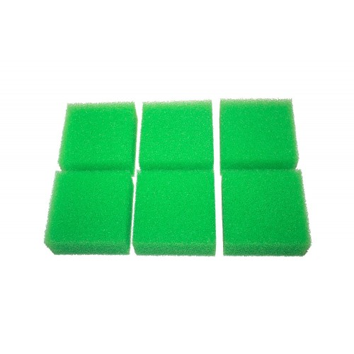 Pack of Compatible Nitrate Aquarium Filter Sponge for Juwel Compact Bioflow