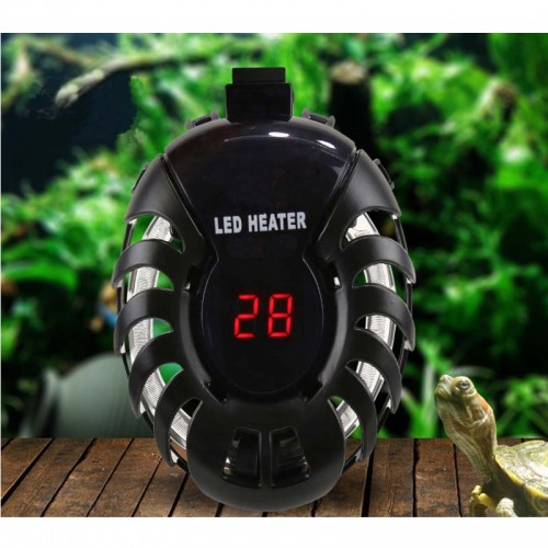 Aquarium heater aquarium electricheating rods digital temperature controller in stick fish tank turtle tank