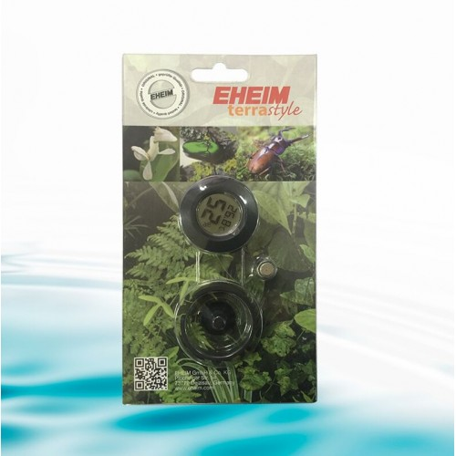 aquarium fish tank eheim LED display Hygrometer thermometer