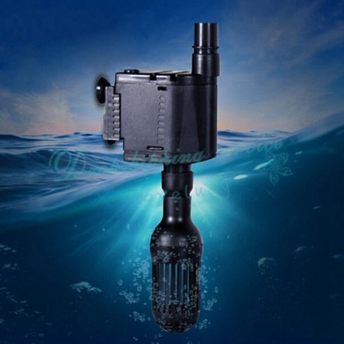 Fish Pumps Aquarium Filter Pumps Submersible Fish Tank Pumps Multifunction Circulation Pump