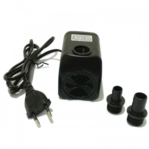 Ultra Silent Submersible Water Pump For Aquarium Fish Tank Rockery Pond Fountain Irrigation