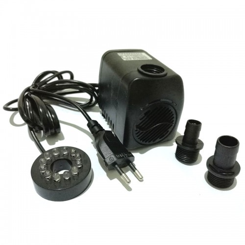 fish tank pump submersible water pump with led light fountain submersible pump fountain