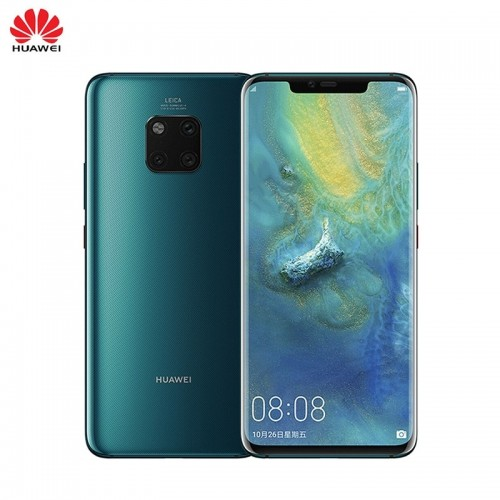 HUAWEI Mate 20 Pro Mobile Phone 6GB RAM 128GB ROM 40MP 4 Cams Kirin 980 Quick Charge Cellphone