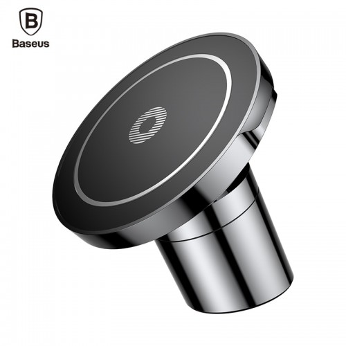 Baseus Car Mount Qi Wireless Charger For iPhone X 8 Samsung Note 8 S9 S8 Fast