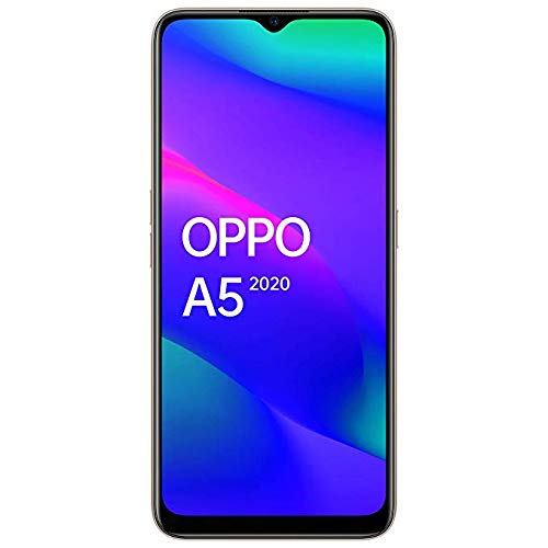 OPPO A5 2020 3GB/4GB RAM 64GB Storage Snapdragon 665 6.5 Inches Octa Core Android 9
