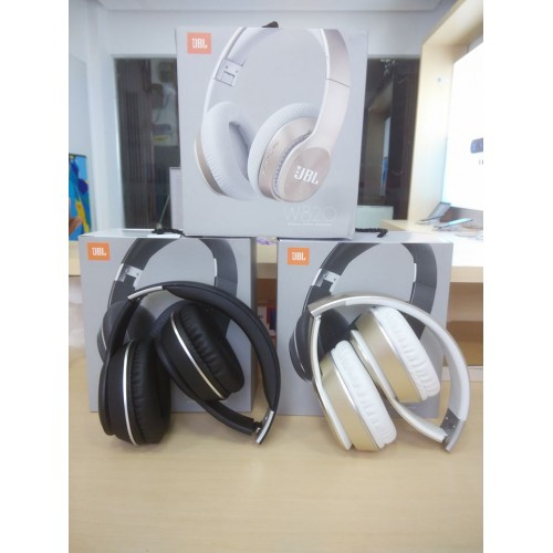JBL W820 Bluetooth Wireless Headphone Music Headset Portable With Mic For JBL...
