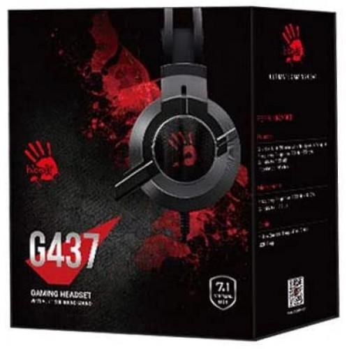 Bloody G437 RGB Glare Virtual 7.1 Gaming Headset
