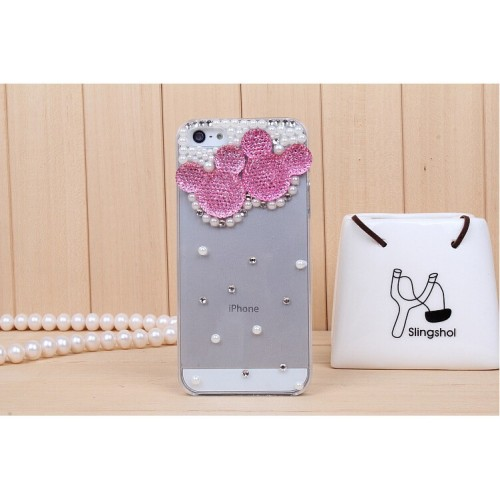 Crystal Diamond Mobile Cover for iPhone (24)