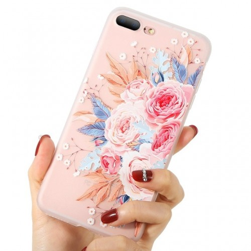3D Flower Case For iPhone g