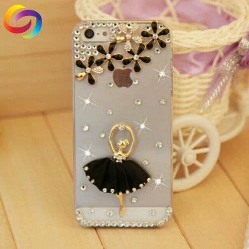 Crystal Diamond Mobile Cover for iPhone (29)