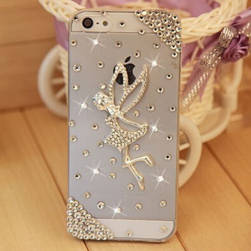 Crystal Diamond Mobile Cover for iPhone (30)