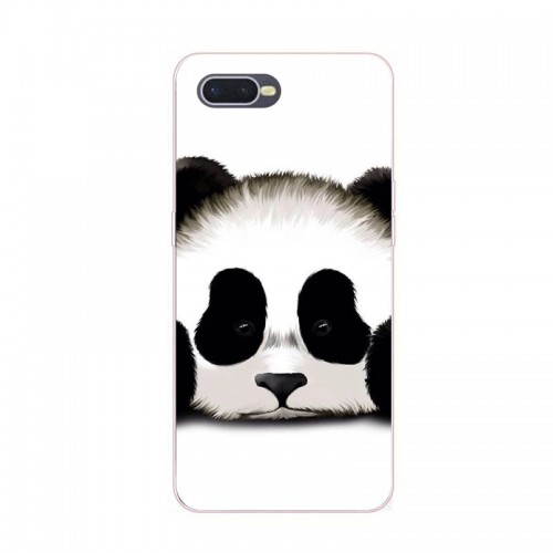 Silicon Cute animals Painting Soft TPU Back Cover for oppo
