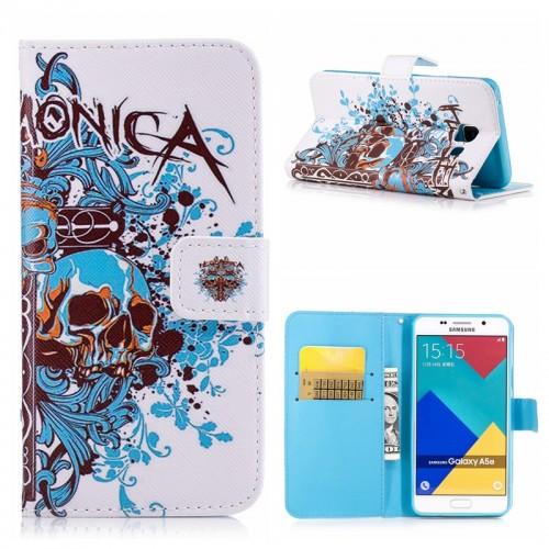 Leather Wallet Flip Case Soft Cover For Samsung Phones