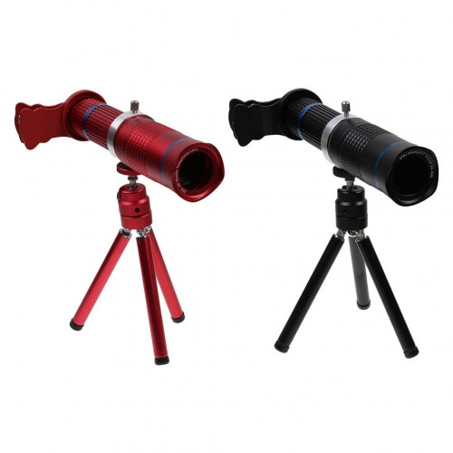 26X Mobile Zoom Camera Lens Telescopic Lens With Tripod High Quality